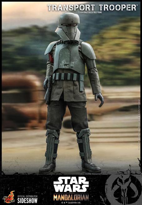 Star Wars The Mandalorian Transport Trooper Collectible Figure (Pre-Order ships June 2022)
