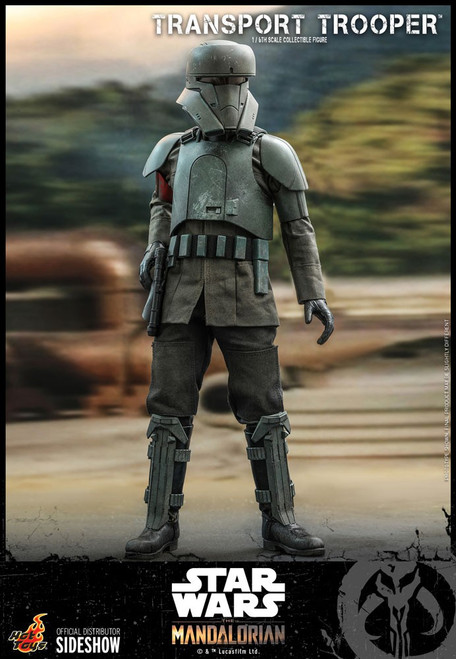Star Wars The Mandalorian Transport Trooper Collectible Figure (Pre-Order ships June 2022)