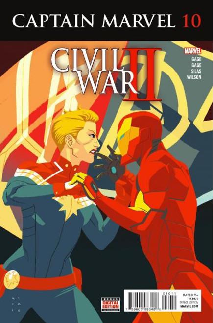 Captain Marvel, Vol. 10 #10 Comic Book