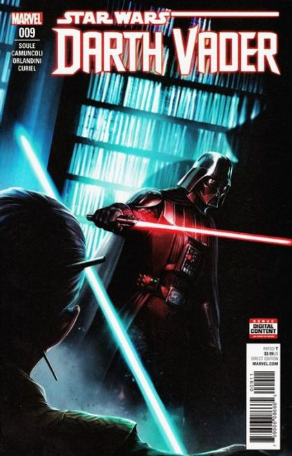 Marvel Star Wars: Darth Vader, Vol. 2 #9 Comic Book