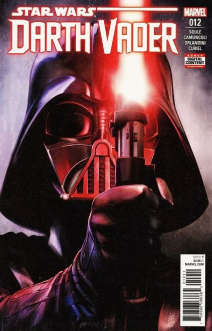 Marvel Star Wars: Darth Vader, Vol. 2 #12 Comic Book