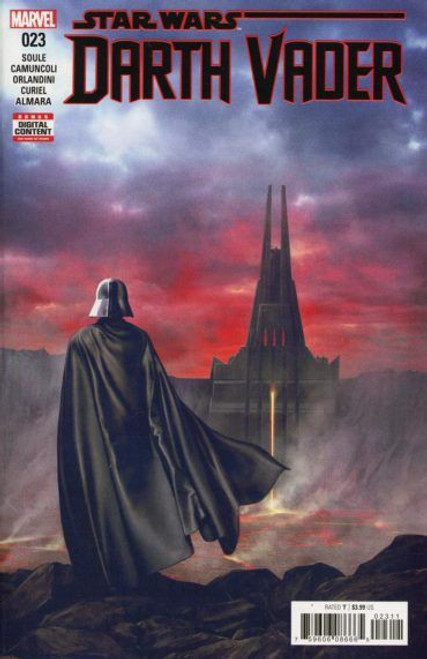 Marvel Star Wars: Darth Vader, Vol. 2 #23A Comic Book