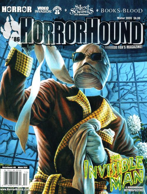 Horrorhound #86 Magazine