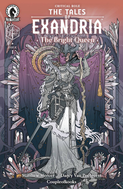 Dark Horse Critical Role Tales of Exandria #1 of 4 Bright Queen Comic Book (Pre-Order ships June)