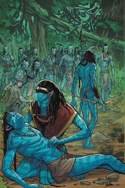 Dark Horse Avatar Next Shadow #3 Comic Book (Pre-Order ships March)