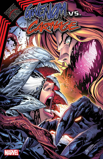 Marvel Comics King in Black Gwenom vs. Carnage #3 of 3 Comic Book (Pre-Order ships March)