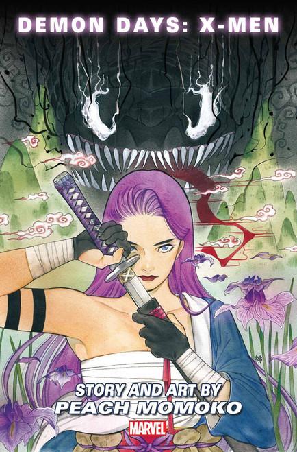 Marvel Demon Days #1 of 5 X-Men Comic Book (Pre-Order ships March)