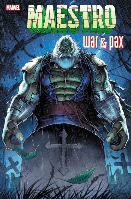 Marvel Maestro War & Pax #3 of 5 Comic Book