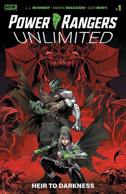 Boom Studios Power Rangers Unlimited #1 Heir to Darkness Comic Book [Cover A Mora]
