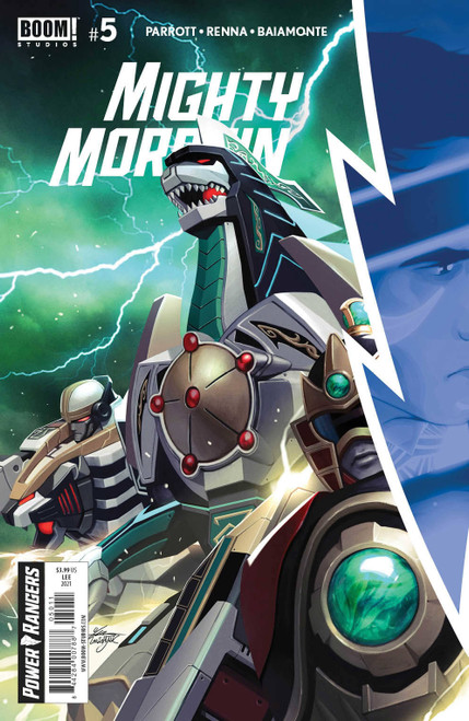 Boom Studios Mighty Morphin #5 Comic Book [Cover A Lee] (Pre-Order ships March)