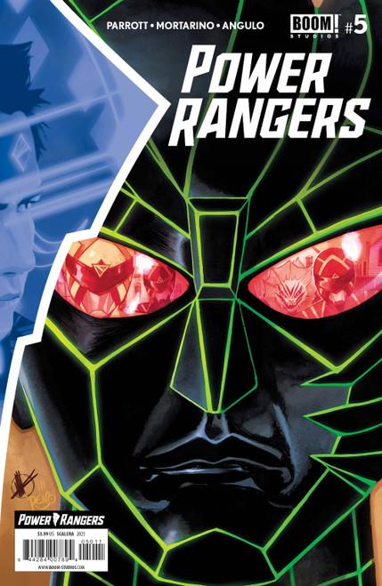 Boom Studios Power Rangers #5 Comic Book [Cover A Scalera] (Pre-Order ships March)