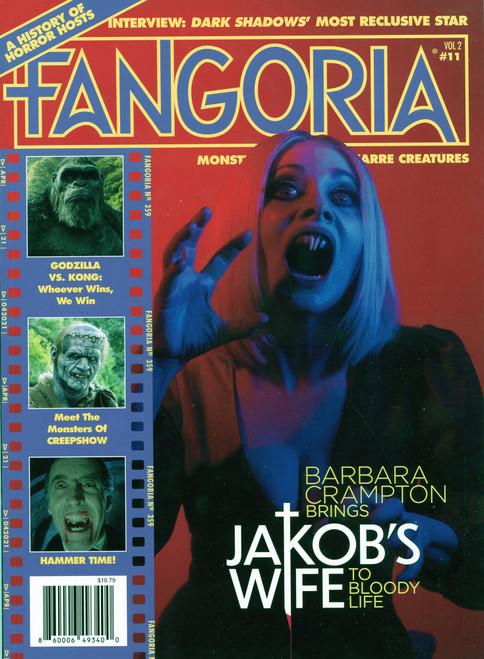 Cinestate Fangoria LLC Fangoria Vol. 2 Issue 11 Magazine (Pre-Order ships April)