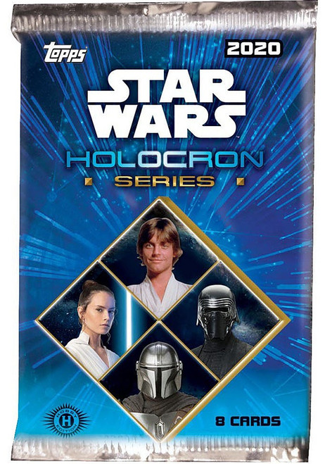 Star Wars Topps 2020 Holocron Series Trading Card HOBBY Pack [8 Cards]