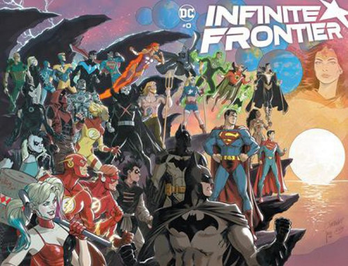 DC Comics Infinite Frontier #0 Comic Book (Pre-Order ships March)