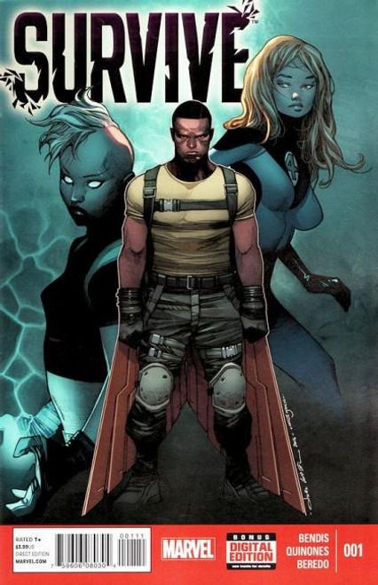 Survive!, Vol. 1 (Marvel) #1A Comic Book