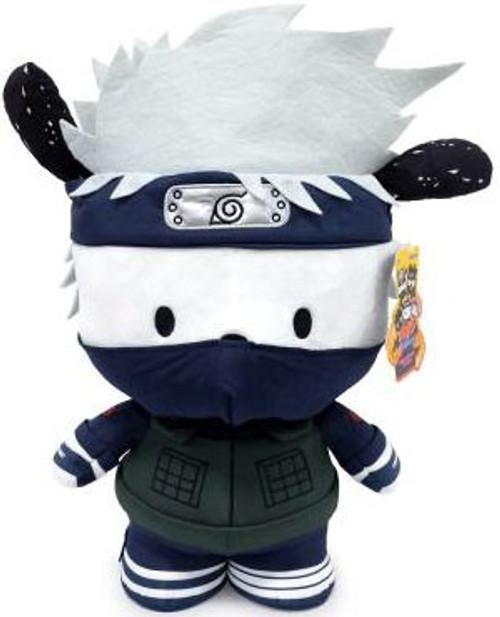 Sanrio Naruto x Hello Kitty Kakashi 13-Inch Plush (Pre-Order ships June)