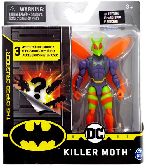 DC Batman The Caped Crusader Killer Moth Action Figure