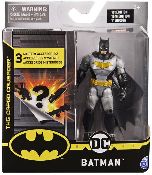 DC The Caped Crusader Batman Action Figure [Rebirth Tactical]