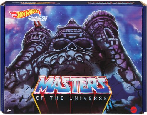 Hot Wheels Masters of the Universe He-Man, Skeletor, Man-At-Arms, Beast Man & Teela Die Cast Car 5-Pack