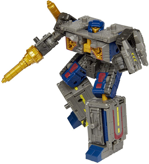 Transformers Generations War for Cybertron Galactic Odyssey Collection Botropolis Rescue Mission Exclusive Deluxe Action Figure 6-Pack [Overair & Ironworks] (Pre-Order ships February)