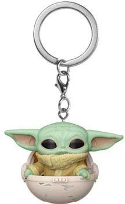 Funko Star Wars The Mandalorian POP! The Child Keychain [In Canister]