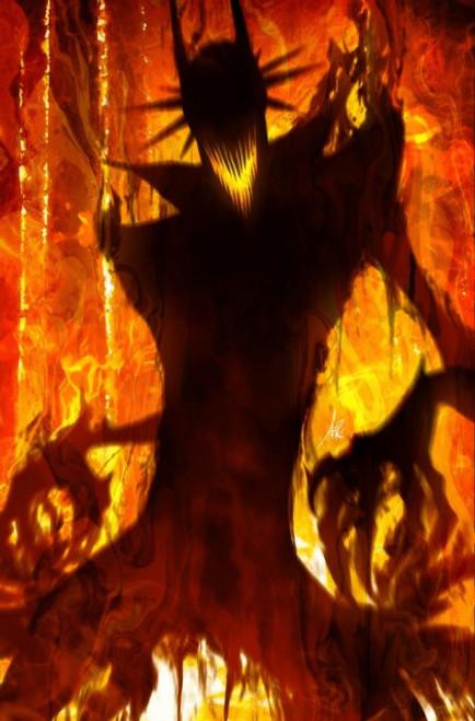 "DC Comics Dark Nights: Death Metal #7 Comic Book [Stanley ""Artgerm"" Lau Variant]"