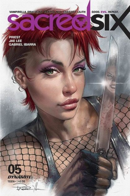 Dynamite Entertainment Sacred Six #5A Comic Book