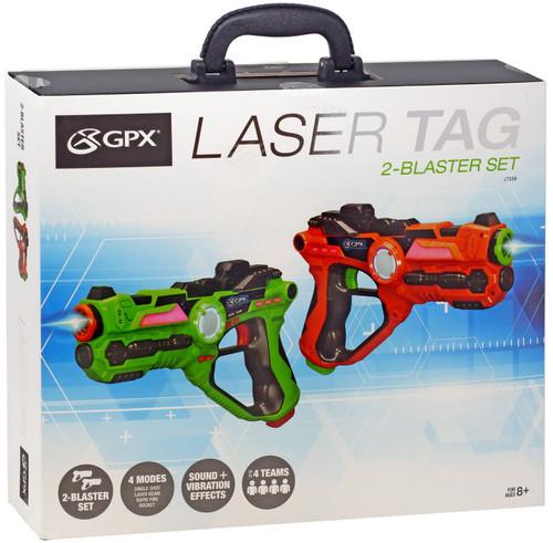 Laser Tag 2-Player Set