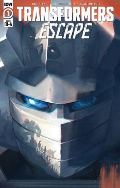 IDW Publishing Transformers Escape #1 Comic Book [Ditrocher Incentive Variant]