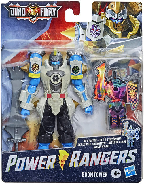 Power Rangers Dino Fury Doomtower Action Figure