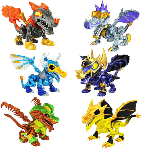Treasure X Series 6 Ninja Gold Dragons Mystery Pack