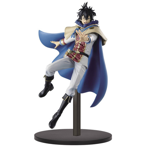BanPresto Black Clover Yuno 5.1-Inch Collectible PVC Statue [Version 2] (Pre-Order ships July)