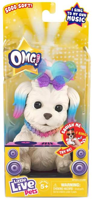 Little Live Pets OMG Pets Rainbow Pop Electronic Pet