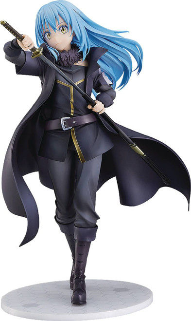 That Time I Got Reincarnated as a Slime Rimuru Tempest 1/7 Collectible PVC Figure (Pre-Order ships November)
