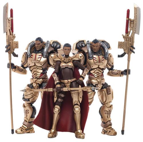 Dark Source Saluk Golden Legion Action Figure 3-Pack