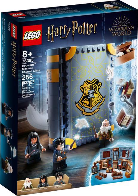 LEGO Harry Potter Hogwarts Moment: Charms Class Set #76385