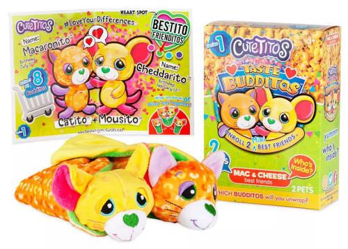 Cutetitos Taste Babitos Series 1 Mac & Cheese Mystery 2-Pack