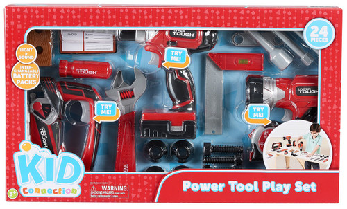 Kid Connection Power Tool Exclusive Play Set