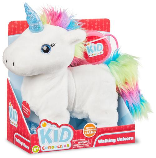 Kid Connection Walking Unicorn Exclusive Play Set