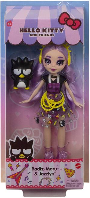 Sanrio Hello Kitty & Friends Badtz-Maru & Jazzlyn Doll