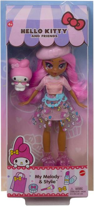 Sanrio Hello Kitty & Friends My Melody & Stylie Doll
