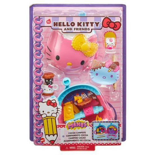 Sanrio Hello Kitty & Friends Cocoa Compact Playset (Pre-Order ships March)