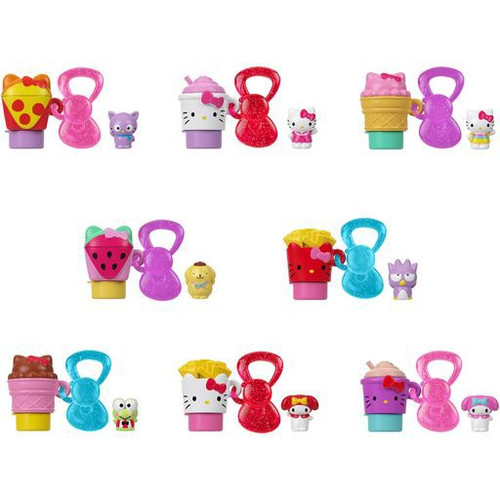 Hello Kitty & Friends Minis Sanrio Surprise Mystery Box [30 Packs] (Pre-Order ships March)