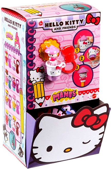 Sanrio MINIS Hello Kitty & Friends Mystery Box [30 Packs]