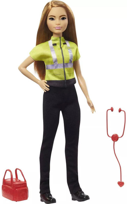 Barbie Paramedic Doll [First Responder] (Pre-Order ships March)