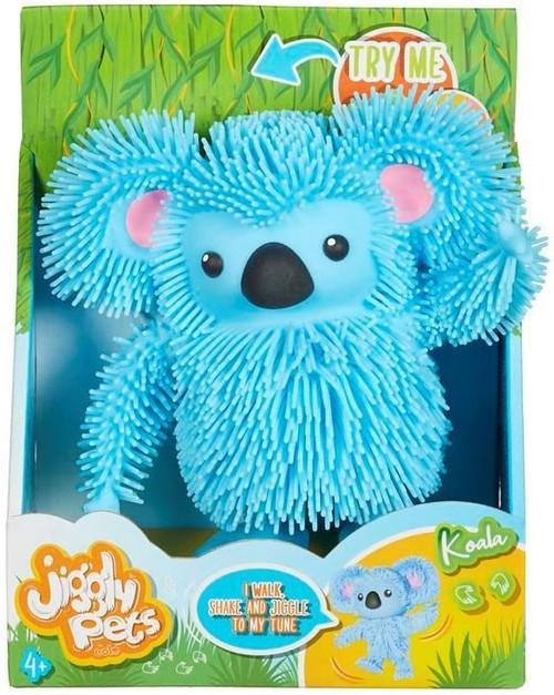 Jiggly Pets Koala Robotic Pet Figure [Blue]