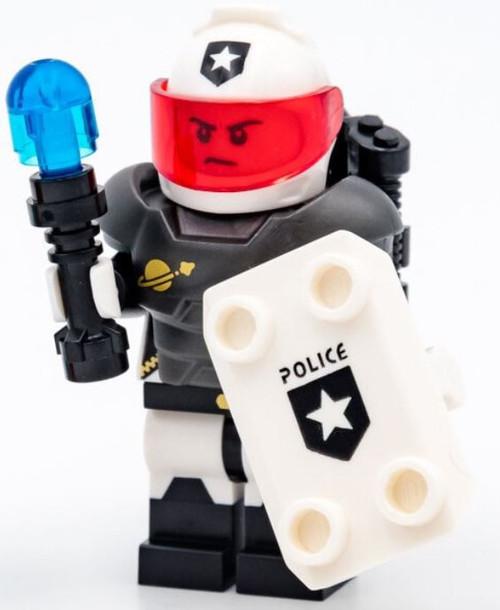 LEGO Minifigures Series 21 Space Police Guy Minifigure [Loose]