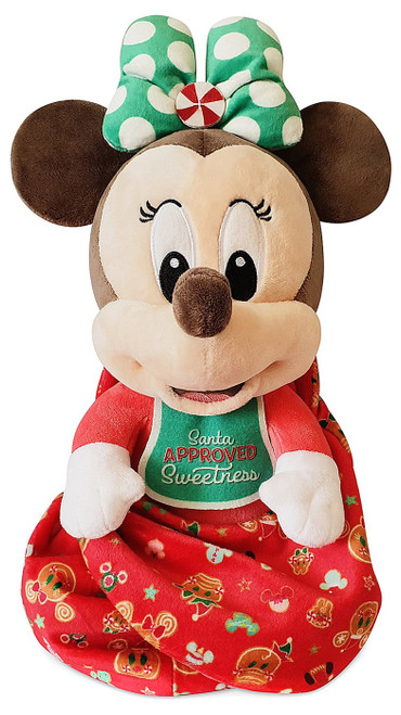 Disney Babies Minnie Mouse Exclusive 10-Inch Plush [Holiday]