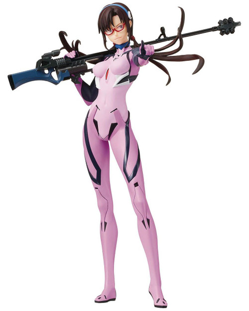 Sega Neon Genesis Evangelion Rebuild of Evangelion Mari With Ultra Long Range Rifle 9-Inch Collectible PVC Figure [Theatrical Edition] (Pre-Order ships September)