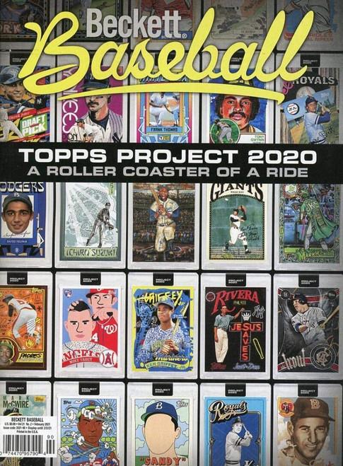 Beckett Vol. 21 No. 2 Baseball Magazine